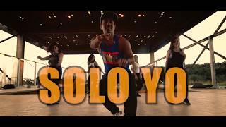 SOLO YO - CNCO (Coreografia ZUMBA) / LALO MARIN