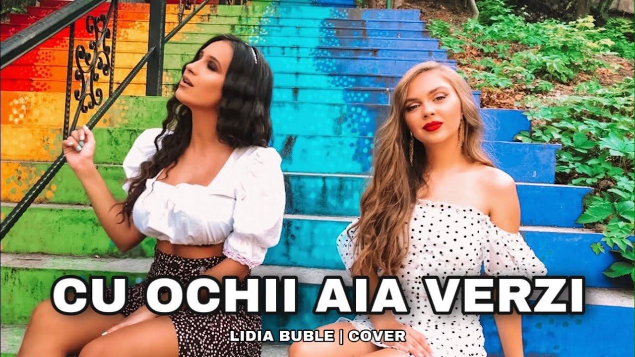 Trupa The Mood - Cu ochii aia verzi (cover) | Lidia Buble