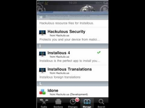 How to download installous 4 from cydia, latest updated version.