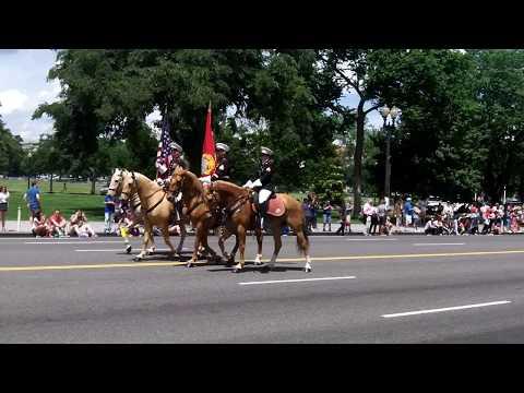 The National Memorial Day Parade 2017 -  Washington DC -  5/29/2017
