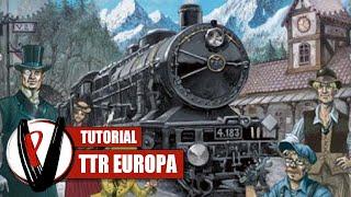 Ticket To Ride Europa | Giochi da Tavolo | #VaiPasso 6