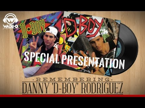 """Danny """"D-Boy Rodriguez"""" Honored at Legacy Conference 2015"""
