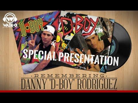 """Danny """"D-Boy Rodriguez"""""""
