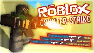 Robloxda CS Zamanı ! CBRO / Roblox Türkçe