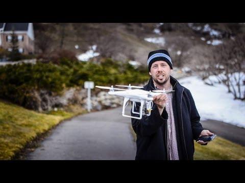 200 Beginner tips Quadcopters pt1 (DJI Phantom)