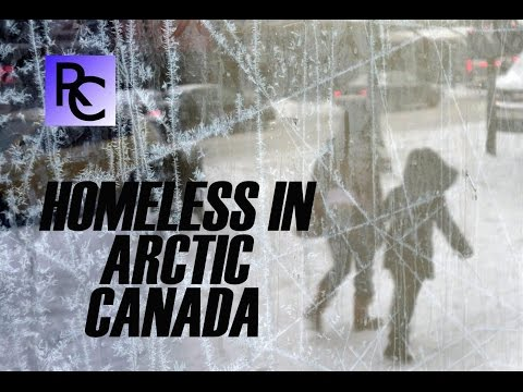 Homeless People in Canada