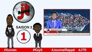 Journal Rappé (S03, ép.01) avec Xuman et Keyti