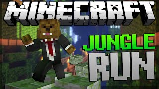 Minecraft Jungle Run Parkour w/ TBNRFrags and Vaecon