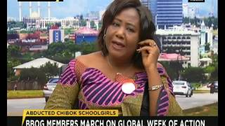 Chibok School girl: BBOG members march on 1001st day after kidnapping