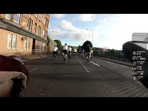 Pedal for Scotland Charity Cycle 2016