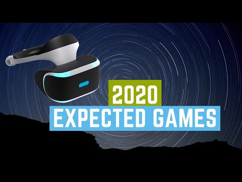 Playstation VR – 18 Expected Games in 2020