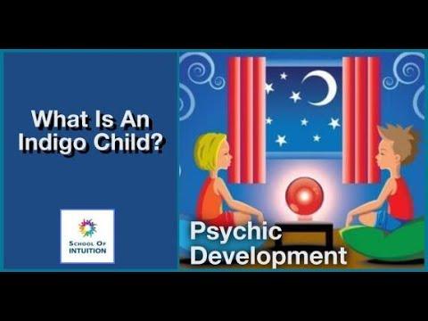 UYT035 - Psychic Children - Crystal, Indigo, Rainbow & Starseed Children