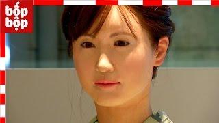 Top 5 robot thông minh và giống con người nhất thế giới