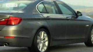 present it! The new 6th generation BMW 5-Series | drive it