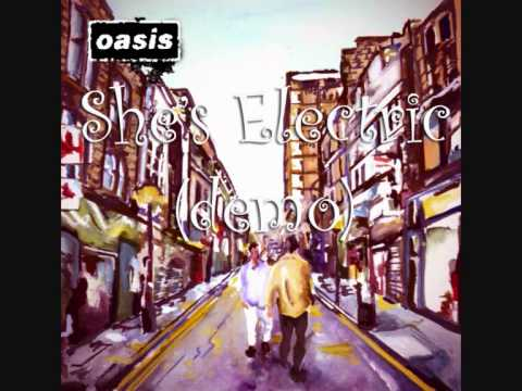 Oasis -  She's Electric (Demo)