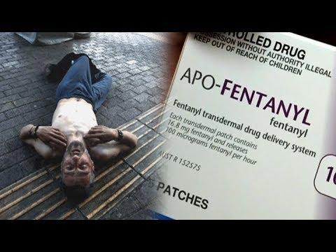 Fentanyl The No. 1 Opioid OD Killer