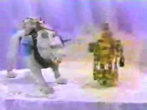 Transformers G1 Pretender Beasts Commercial 1988