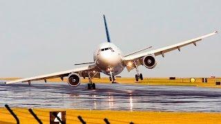 видео 10 самых больших аэропортов мира