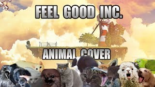 Baixar Gorillaz - Feel Good Inc. (Animal Cover)