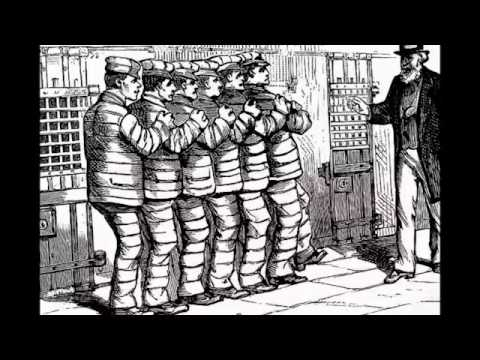 Corrections, Rehabilitation and Criminal Justice in the United States: 1800-1970