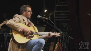 Vince Gill - Backstage at Mountain Stage