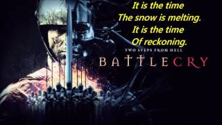 Two Steps From Hell   Victory Choir Lyrics