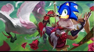GOTTA GO FAST!!! -League Of Legends, Funny Moments