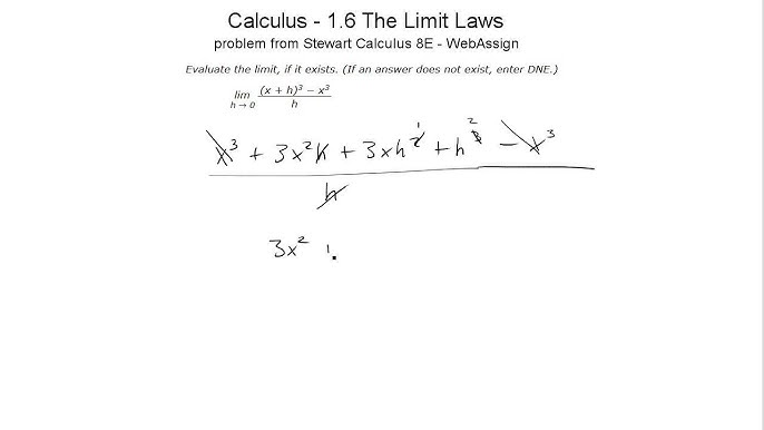 Calculus Solutions - James Stewart 8th Edition - YouTube