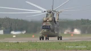 """Очень красивый взлет МИ-26 в Кубинке. Форум """"Армия-2020"""""""
