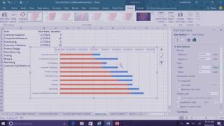 Create advanced visualizations in Microsoft Excel  -tips and tricks -excel 2016 2016