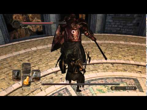 Dragonrider VS Dragonrider - Boss Fight - Dark Souls 2