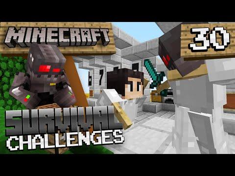 Minecraft Survival Challenges Episode 30:...