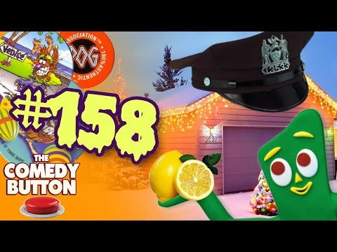 The Comedy Button - Episode 158 on Video!