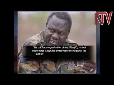 SOUTH  SUDAN SITUATION: Who will usher in peace in the world