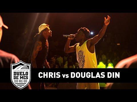 Chris vs Douglas Din - Duelo de MCs 10 ANOS - 20/08/17
