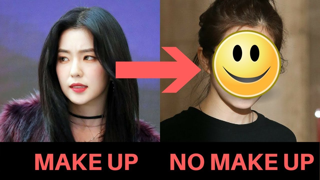 Hot Netizens Criticize Red Velvet Irenes Bare Face Without Makeup