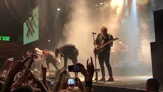 Скачать Eskimo Callboy Back In The Bizz Live At Moscow 05 12 2017 4K 60