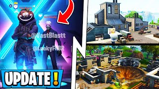 *NEW* Fortnite Update! | 10.30 Leaked, Dark Legends Pack, Zapper Removed!