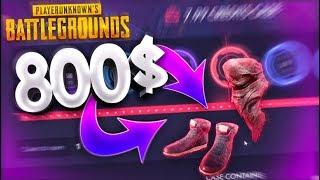 ¿CONSEGUIREMOS LA BANDANA DE 800€? ¡¡QUE LOCURA!!  | GANANDO SKINS PUBG