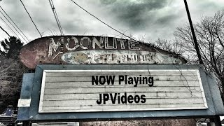 ABANDONED Drive In Theater - Moonlite Drive-In