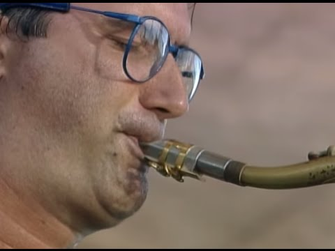 Michael Brecker Band - Syzygy - 8/16/1987 - Newport Jazz Festival (Official)