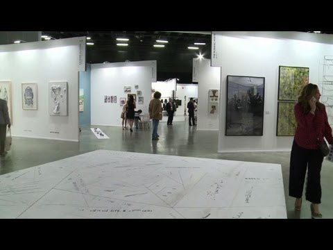 Seventh edition of Art Dubai kicks off in the Emirates