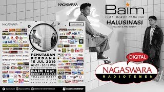 Baim - Halusinasi  (feat. Rendy Pandugo) (Official Radio Release)