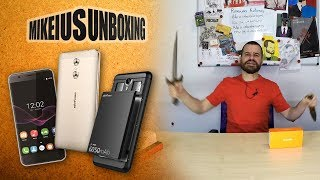 4G Smartphone με 50€?!? / Smartphone Smackdown - Mikeius Unboxing