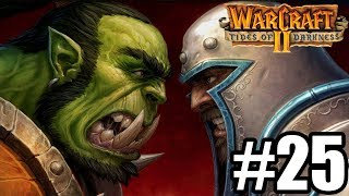 CZAS NA KONTRATAK - Let's Play Warcraft 2 Tides of Darkness #25 [KAMPANIA LUDZI]
