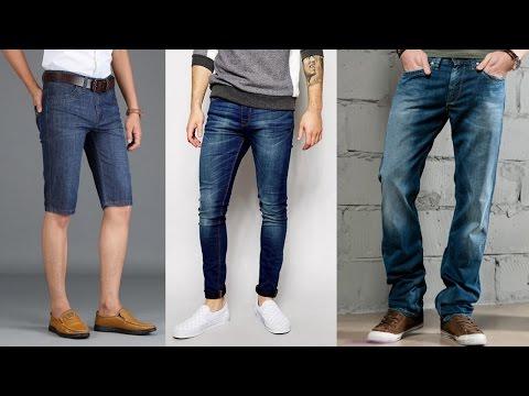 Как удлинить джинсы?
