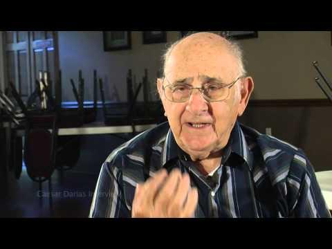 Herbert S. Gold, Stalag Luft IV, Part 1, B-24 Shot Down