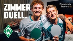 ZIMMERDUELL: Josh Sargent & Jan-Niklas Beste | SV Werder Bremen