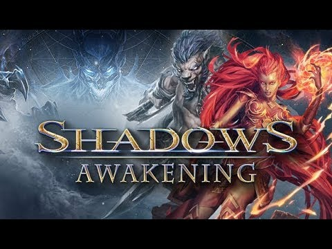 Shadows Awakening ARPG New Start First Time Playing Full Game |