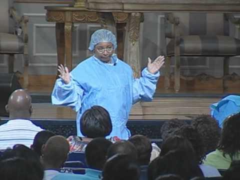 Spiritual Heart Surgery - Minister Angela F. Manning